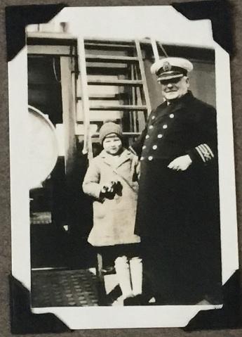 London to Aberdeen 1923