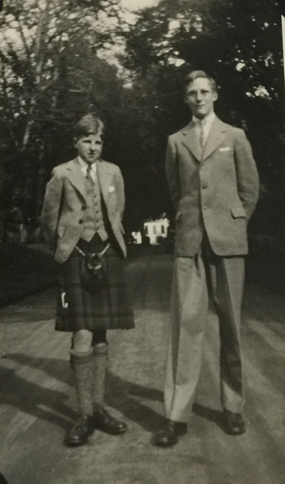 with John Withers 1932