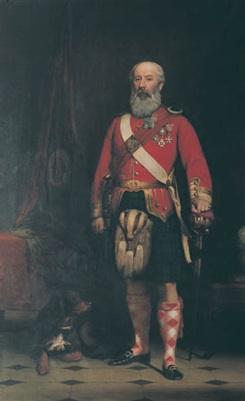 Colonel Alexander Sabastian Leith-Hay